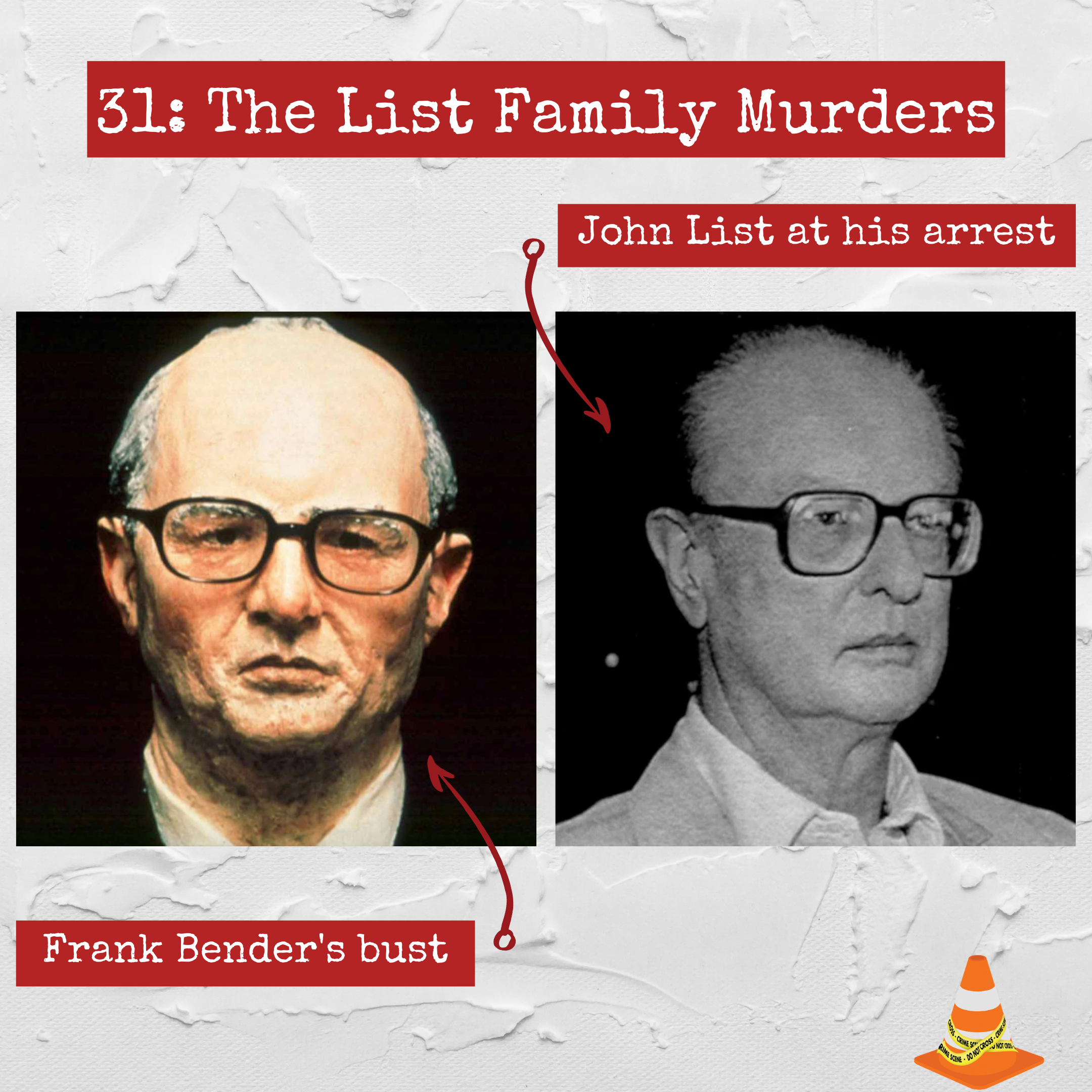 31: The List Family Murders - Square Mile of Murder